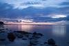 Suurupi loojang 3 (teetr) Tags: blue meri päikeseloojang sea sunset purple reflections suurupi peegeldused