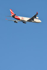 MK0053 LHR-MRU (A380spotter) Tags: takeoff departure climb climbout airbus a340 300e 3bnbj lechamarel 50yrs anniversary decal decals sticker stickers 2017 airmauritius mau mk mk0053 lhrmru runway09r 09r london heathrow egll lhr
