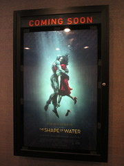 The Shape of Water Movie Poster 6469 (Brechtbug) Tags: the shape water movie poster 2017 guillermo del toro sally hawkins doug jones gilman creature from black lagoon monster universal pictures studio monsters new york city green creatures undead zombie cadaver its alive scary horror terror halloween fright moody shadow shadows face portrait hollywood transylvania holiday amphibian fish man