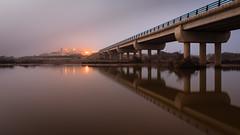 Diabat in the morning myst (Dani Maier) Tags: maroc marokko morocco morning fog myst diabat bridge