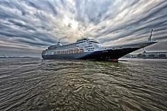 Ryndam (glessew) Tags: schip schiff boat vessel rotterdam nederland cruise hal rijndam