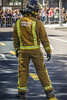 Firefighter (amatulow) Tags: bombero firefighter canon eos 600d efs18135mm color calle streetphoto street spain españa europe colors colores photography photo callejera streetportrait man hombre yellow amarillo carretera ourense galicia job trabajo life guard lifesaver