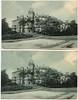 Mont Dore Hotel (Town Hall), Bourne Avenue, Bournemouth, Dorset (Alwyn Ladell) Tags: dorset bournemouth sanatoriumroad bourneavenue montdorehotel townhall tenniscourt
