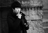 giovane sicario (g_u) Tags: gu ugo firenze florence persone gente people sigaretta cigarette bn bw bianco nero