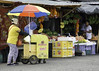 Extra Joss (Beegee49) Tags: street lady vendor pushing cart extra joss bacolod city philippines