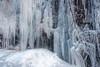 Rare Sight in Georgia (Jon Ariel) Tags: northgeorgia georgia ga rabuncounty ice snow waterfall water badbranch