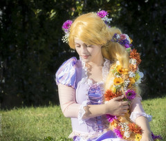 _MG_5120 (Mauro Petrolati) Tags: gumiku cosplay cosplayer romics 2017 rapunzel disney