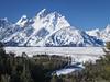 The Tetons - Wyoming (petechar) Tags: petechar charlesrpeterson landscape mountain river snakeriver tetonswinter snow grandtetonnationalpark snakeriveroverlook panasonicg9 leica1260mm wyoming