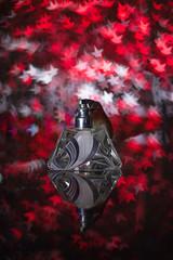 stars (Glassholic) Tags: star bokey perfume bottle