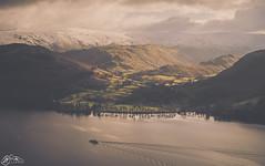 Ullswater (►►M J Turner Photography ◄◄) Tags: ullswater ullswatersteamers ullswatersteamer boat lake lakedistrict cumbria england unitedkingdom unescoworldheritagesite worldheritagesite unesco