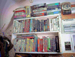 Bookshelf (RafaelBT) Tags: ifttt flickr books bookshelf home