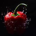 Red Bell Pepper Splash thumbnail