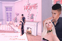 #259 (Prettybubbles.) Tags: truth sl secondlife stealthic epic candykitten letre tmd coldash blankline raindale tlc ckeyposes on9 blush lagom yourdreams gachagarden mancave dicor