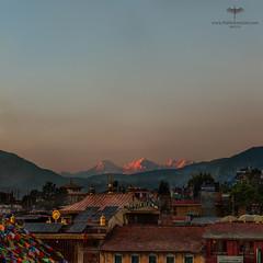Asia / Nepal / Kathmandu / Ganesh Himal Mountain Range (Pablo A. Ferrari) Tags: pabloferrariart nepal asia kathmandu himalayas mountains ganeshhimalmountainrange ganesh mountainrange yangra ganeshii