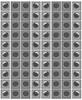 Circles in squares monochrome pattern (Ciddi Biri) Tags: circle square geometric symmetric monochrome blackandwhite pattern wallpaper texture background illustration design decoration m43turkiye ciddibiri graphicdesign geometricpattern symmetricpattern