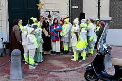 Nativity scene (Michiel2005) Tags: kerststal nativityscene coelikerk kerk church hartenbrugkerk leiden nederland netherlands holland