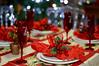 Festa (luciianagodoyphoto) Tags: taças copos pratos mesa decoração ceia natal vermelho guardanapos talheres velas glamour festaluxuosa