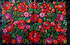 Matyo style Hungarian embroidery_0148 (Steven Czitronyi) Tags: matyo style hungarian embroidery