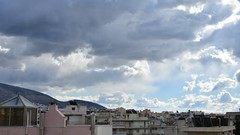 Formations (harrisgkioulistanis) Tags: clouds formations timelapse neverwinterathens sky mountain athens greece