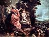 IMG_3070 ABRAHAM ET ISAAC : LE SACRIFICE, DANS LES RELIGIONS ET LES  IDEOLOGIES. THE SACRIFICE IN RELIGIONS AND IDEOLOGIES (jean louis mazieres) Tags: peintres peintures painting musée museum museo italie roma vatican pinacotheque ludovicocarracci