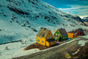 small village (Tony Shertila) Tags: cruise europe pig norway flam mountain snow house architecture building colour valley myrdal sognogfjordane nor