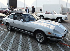 Datsun 280 ZX Turbo (Zappadong) Tags: nissan s130 hamburg motor classics 2017 datsun 280 zx turbo zappadong oldtimer youngtimer auto automobile automobil car coche voiture classic oldie oldtimertreffen carshow