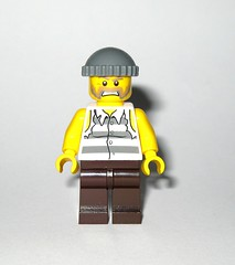 robber minifigure from the lego collectors collector's set slip case with 3 minifigures and 2 books dorling kindersley 2015 (tjparkside) Tags: robber lego collectors set slip case with 3 minifigures 2 books dorling kindersley 2015 three two mini fig figs figure figures minifigure townsperson chima lennox isbn 9780241241417 book expanded fully revised daniel lipkowitz year by gregory farshley 9781409376606 9781409333128