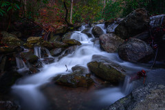 Catawba Falls (Matt Creighton) Tags: haida nd10 long exposure catawbafalls pisgah carolina waterfall