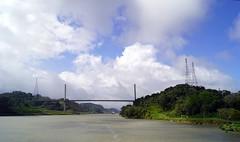 Centennial Bridge (Suzanne's stream) Tags: centennialbridge panamacanal kanal southamerica südamerika brücke explore