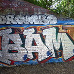 GOC Ally Pally to Kings Cross 018: Graffiti thumbnail