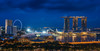 Sityscape of Singapore city on night time (anekphoto) Tags: singapore city night skyline bay marina cityscape modern view road architecture urban street light traffic travel building asia landmark famous district twilight background business sky water landscape orchard sea reflection people tourism tower exterior hotel skyscraper waterfront office blue car store apple movement lights motion structure scene transportation harbor port