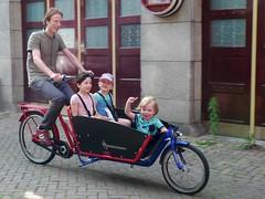WorkCycles Kr8 kids (@WorkCycles) Tags: amsterdam bakfiets cargobike jordaan kinderen kr8 workcycles