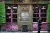 Colours (Miguel.Galvão) Tags: bilbao street doors colours colour green pink spain basque country país basco españa espanha north travel galvão miguel pedro pires canon