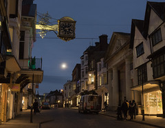 030-2018-365 Supermoonrise over Guildford (Explored) (graber.shirley) Tags: guildford