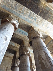 Hypostyle Hall, Dendera (Aidan McRae Thomson) Tags: dendera temple egypt architecture ancient egyptian ptolemaic
