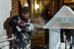 Focused on Work (kevnkc2) Tags: stdntsdoncooper lightroom pennsylvania winter historic downtown icefest ice sculpture chambersburg nikon d610 franklin county tamron 2470mmg2 sp2470mmf28divcusdg2a032