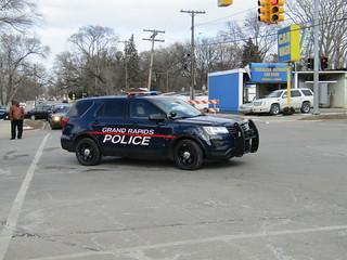 DPD Officer Glenn Doss Procession