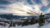end of day onto the lake (Janis-Br) Tags: snow lake moutains alpes sky clouds cirrus sun colors blue panorama landscape white hiking hautesalpes france winter