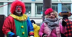 Braunschweig, Schoduvel (bleibend) Tags: 2018 bs braunschweig schoduvel umzug karneval karnevalzug olympus omd em5 olympusomd olympusem5 leicasummilux25mmf14 mft m43 m43cameras