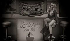 Have a coffee... (Trixie Pinelli) Tags: scandalize shinyshabby breathe pocketgacha supernatural dahlia rewindathrowbackeventy2k foxy hentaifair emozione senseevent coffee vintage blackwhite bw sepia sunglasses maitreya lelutka bento greer mesh blonde blogger pose backdrop gacha backdropcity model apparel fashion accessories jewelry footwear secondlife sl lumipro photography shopping clothing