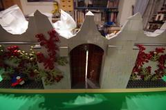 Hoggles Gate - The entrance to the Labyrinth (kaitain) Tags: labyrinth lego hogglesgate miniland