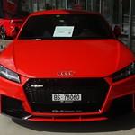 2017 Audi TT RS thumbnail