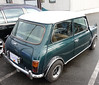 Mini (D70) Tags: right hand drive 2door saloon 1976–2000 modified wheels bumpers mini imported