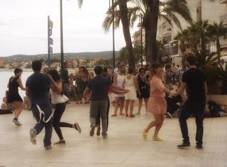 Dancing in the street, Javea