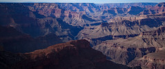"Winter sun over Grand Canyon and Colorado River (Ian Weightman) Tags: sunrise ""grandcanyon"" south rim trail winter rocks landscape travel arizona usa national park grand canyon colorado river"