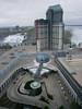 Niagara Falls and Casino (ScienceLives) Tags: niagarafalls niagarariver niagara waterfall waterfalls fallsviewcasino casino building hotel taxis