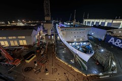 _B9A7396 (Mark William Wylie) Tags: falmouth docks cornwall canon 5d4 1635l 28 night