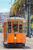 Old trolley in San Francisco (Oleg S .) Tags: tram california usa yellow sanfrancisco vehicle