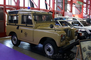 Land Rover Santana 88 '64