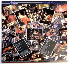 A0478 RAVEN Wiped Out (vinylmeister) Tags: vinylrecords albumcoverphotos gramophone lp heavymetal thrashmetal deathmetal blackmetal vinyl schallplatte disque album